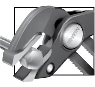 Irwin offers expanded variety of Vise-Grip groovelock pliers